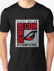 Sleepy Hollow Demon Con Unisex T-Shirt