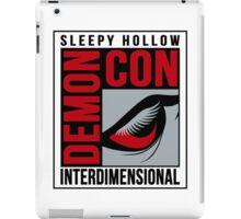 Sleepy Hollow Demon Con iPad Case/Skin