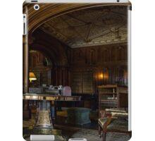 Penrhyn castle-room1 iPad Case/Skin