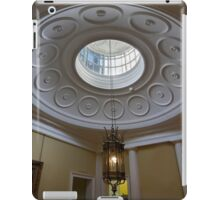Sudley house-Ceiling and lamp iPad Case/Skin