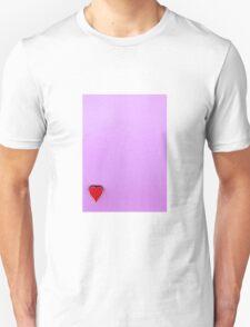 A single heart T-Shirt