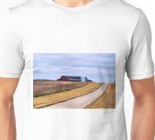 The Road to the Barn Unisex T-Shirt
