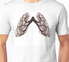 tree lungs Unisex T-Shirt