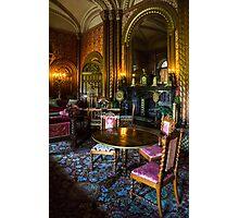Penrhyn castle- Room2 Photographic Print