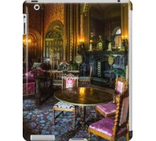 Penrhyn castle- Room2 iPad Case/Skin