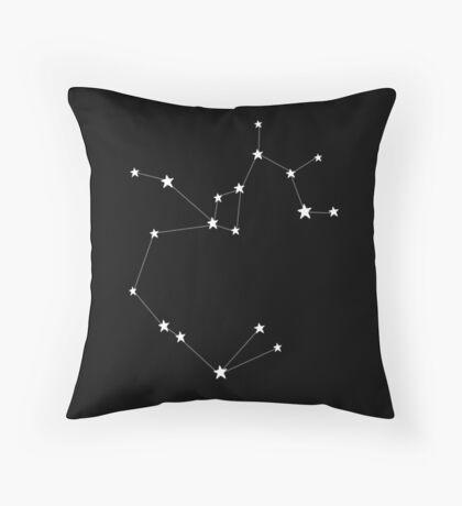 Constellation | Sagittarius Throw Pillow