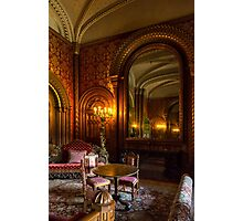 Penrhyn castle- Room4 Photographic Print