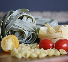 Pasta con Pomodoro by LynnEngland