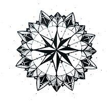 Mandala #2 by Emkaey