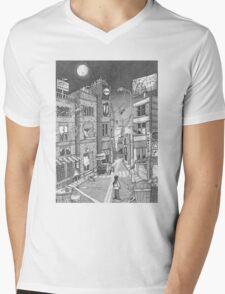 Apocalypse Mens V-Neck T-Shirt