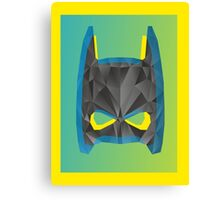Pop Batman Canvas Print