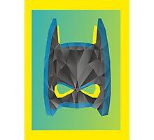 Pop Batman Photographic Print