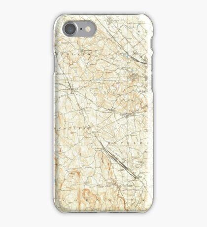 New York NY Albany 139149 1927 62500 iPhone Case/Skin