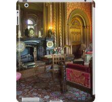 Penrhyn castle- Room 7 iPad Case/Skin