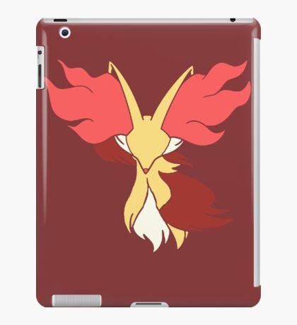 Pokemon Delphox design iPad Case/Skin