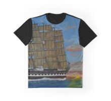 Sailing Into the Sun Graphic T-Shirt