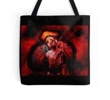 Zombie Pin-up Tote Bag