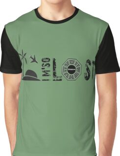I'm so LOST Graphic T-Shirt