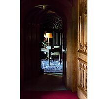 Penrhyn castle- Room8 Photographic Print