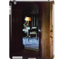 Penrhyn castle- Room8 iPad Case/Skin