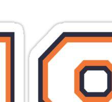 PEYTON MANNING DENVER BRONCOS Sticker