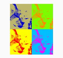 Andy Warhol inspired cat Unisex T-Shirt