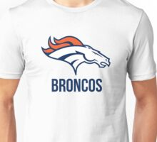 DENVER BRONCOS FAN Unisex T-Shirt