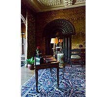 Penrhyn castle- Room10 Photographic Print
