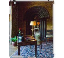 Penrhyn castle- Room10 iPad Case/Skin