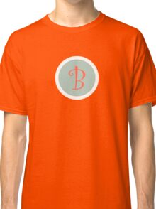 B Simple Classic T-Shirt