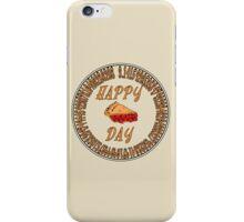 Happy Pi Day iPhone Case/Skin