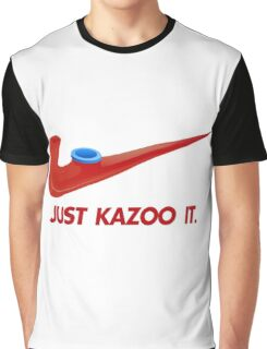 Kazoo kid - Just Kazoo It (Nike style) Graphic T-Shirt