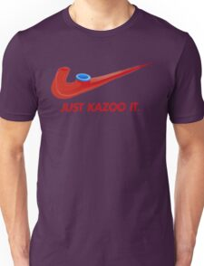 Kazoo kid - Just Kazoo It (Nike style) Unisex T-Shirt