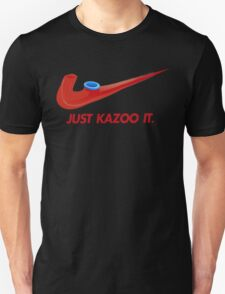 Kazoo kid - Just Kazoo It (Nike style) T-Shirt
