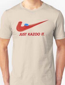 Kazoo kid - Just Kazoo It (Nike style) T-Shirt