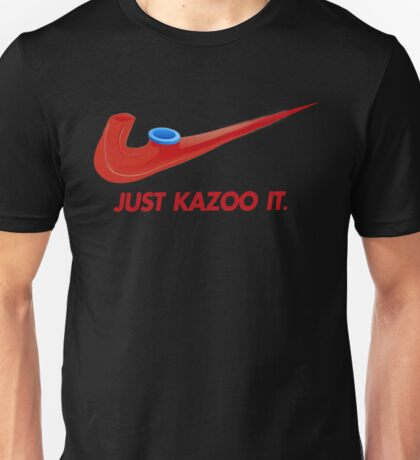Kazoo kid - Just Kazoo It (Nike style) Unisex T-Shirt