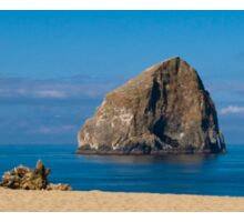 Haystack Rock - Pacific City, Oregon Sticker
