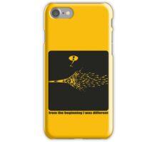 I`m different iPhone Case/Skin