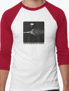 I`m different Men's Baseball ¾ T-Shirt