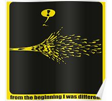 I`m different Poster