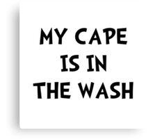 Cape In Wash Canvas Print