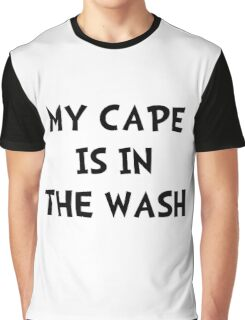 Cape In Wash Graphic T-Shirt