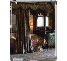 Penrhyn castle-Room17 iPad Case/Skin