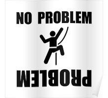 Climbing Problem Poster