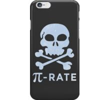 PI DAY Humor Pi-Rate iPhone Case/Skin