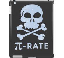 PI DAY Humor Pi-Rate iPad Case/Skin