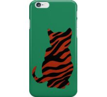 The Lovely Red Tabby Cat! iPhone Case/Skin