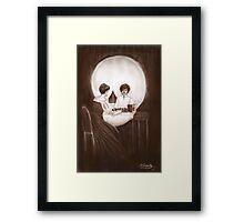 Necessity - Dr Hooper Framed Print