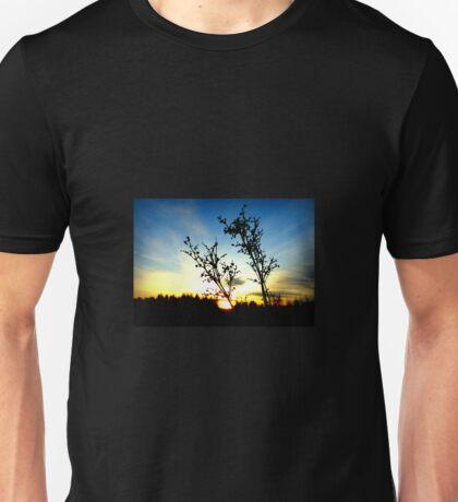 Twilight Silhouettes Unisex T-Shirt