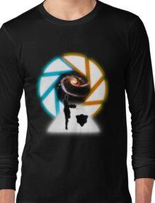 Space Portal Long Sleeve T-Shirt